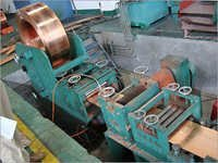 Upcasting Machine for Copper Strip