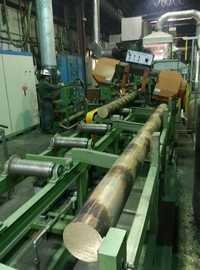 Horizontal Casting Machines for Brass Bar