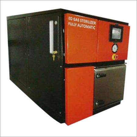 Fully Automatic ETO Sterilizer