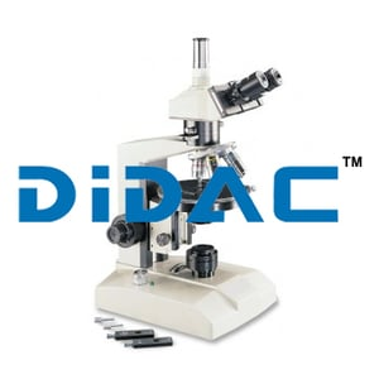 Trinocular Polarizing Microscope
