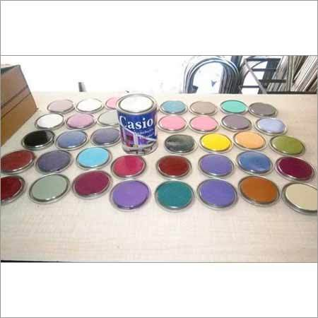 Casio Powder Finish Colour