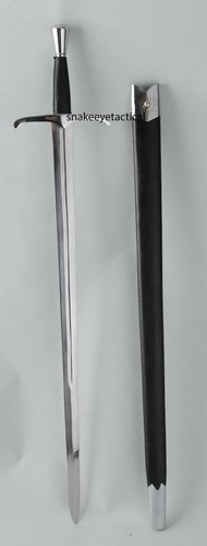 15th Century Hand-Full Tang Tempered Battle Ready Forged Sharp Sword