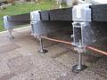 Solar Panel Structure Erection Work