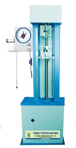 ANALOG TENSILE TESTING MACHINE Model: BT-1