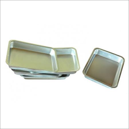 Aluminium Square Dish