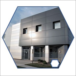 Industrial Glass Cladding