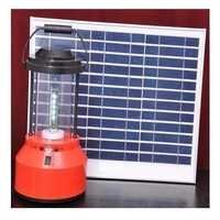 Solar Led & CFL Lantern