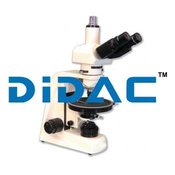 Trinocular Asbestos PLM And PCM Microscope MT6830