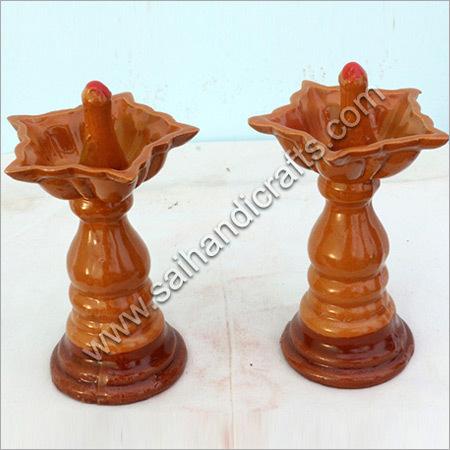 Ceramic Deepam