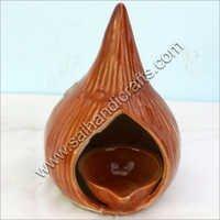 Ceramic Deepam Agal
