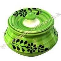 Ceramic Pickle Jar