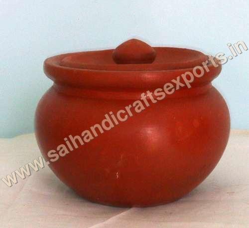 Clay Curd Pot