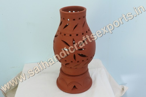 Traditional Clay Diya