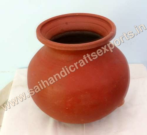 Clay Rice Cooking Pot
