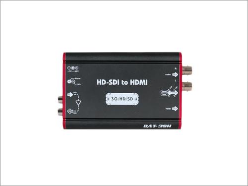 3G-HD-SD-SDI To HDMI Converter