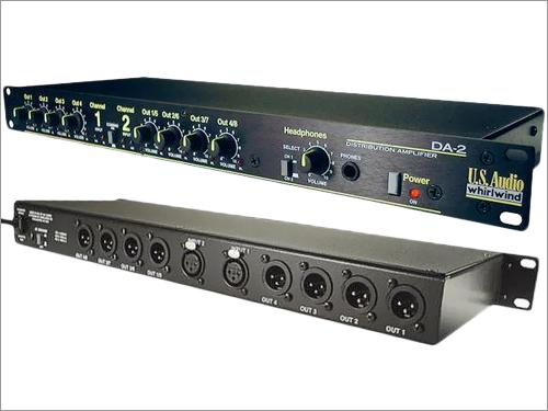 Audio Distribution Amplifiers