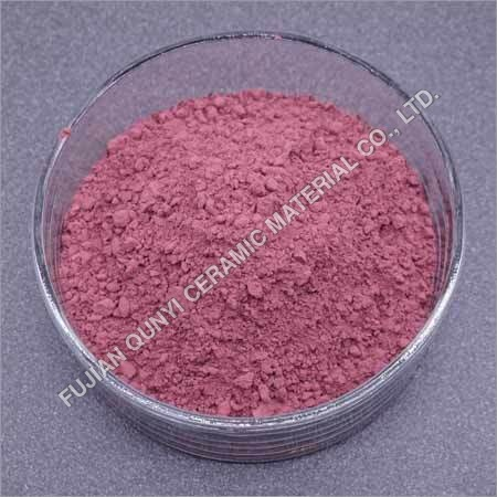 Agate Red Ceramic Pigment