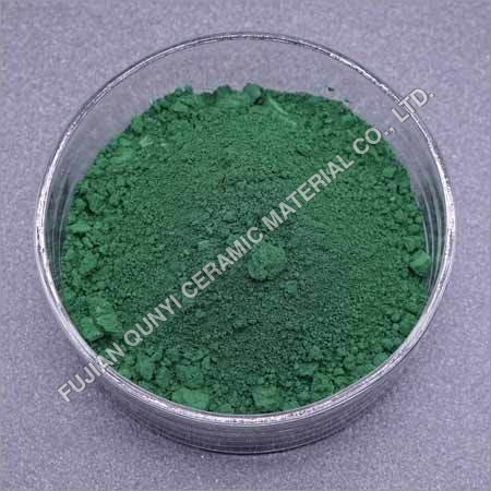 Chrome Green Pigments