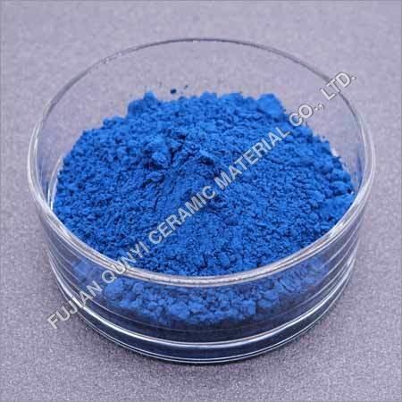 Peacock Blue Ceramic Pigment