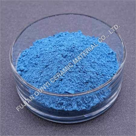 Vanadium Zirconium Blue Pigment
