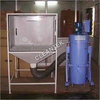 Paint Mixing Booth