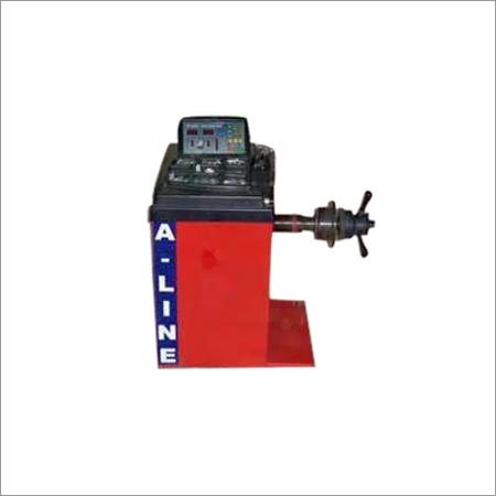 Computerized Wheel Balancer machine