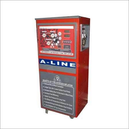 Tyre Inflators Machine