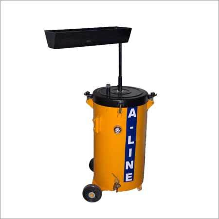 Waste Oil Suction Unit