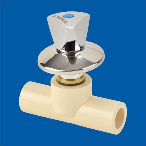 CONCEALED VALVE(CHROME PLATED)