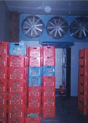 Pre Cooling Machine