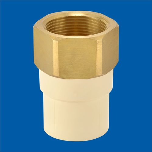 FEMALE ADAPTER(BRASS THREADS)