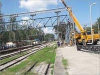 Telescopic Trucks Cranes Rental Services