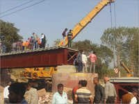 Tyre Mounted Telescopic Crane Rental Services