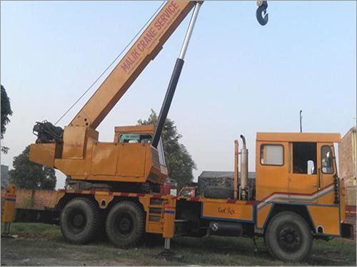 Truck Mounted Hydra Crane Rental Service