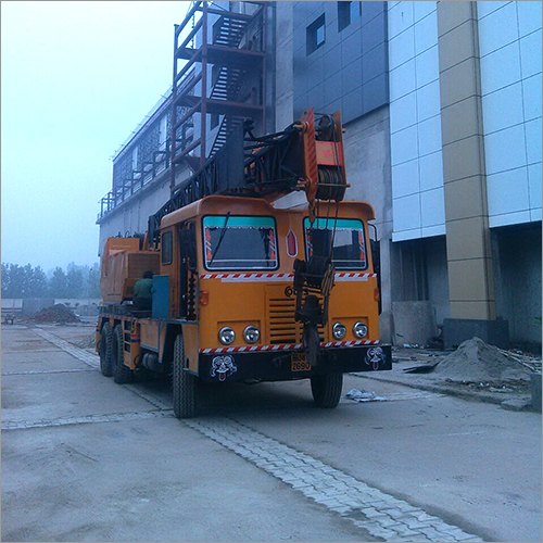 Forklift Crane Rental Service