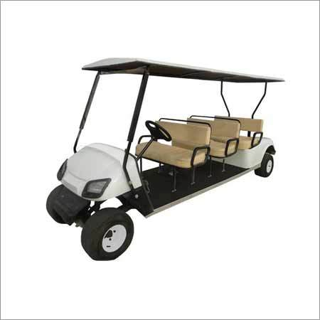 Six Seater Golf Carts