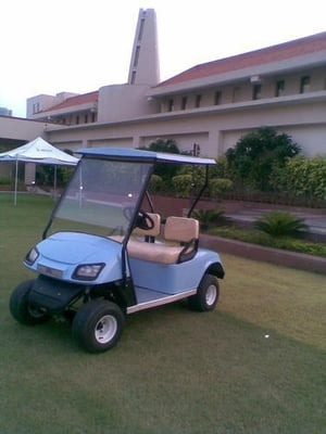 Battery Operated Golf Loaders