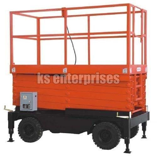 Mobile High Raise Lift Tables
