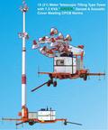 19 (21) Meter Mobile Telescopic Tilting Type Tower