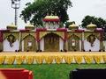 Decorative Wedding Stage