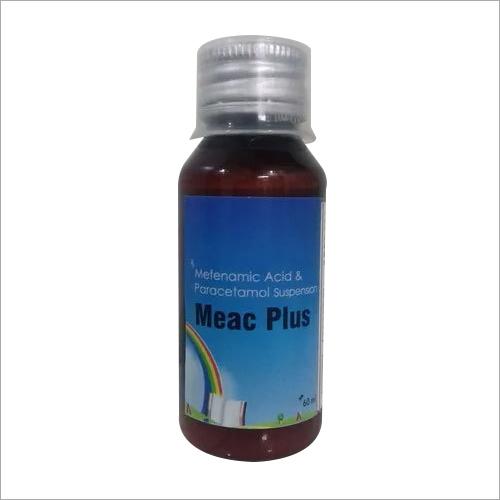 Mefenamic Acid and Paracetamol Syrup