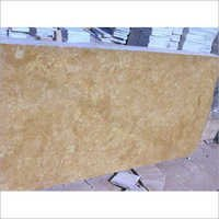 Polished flori gold slab
