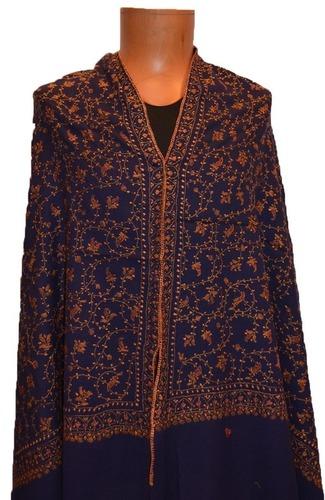 Kashmiri Woolen Hand Embroidery Shawls