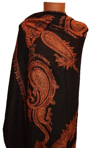 Kashmiri Embroidery Designer Shawl