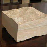 Teak Sandstone Cobbles