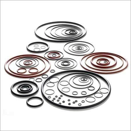 Precision Rubber O Rings
