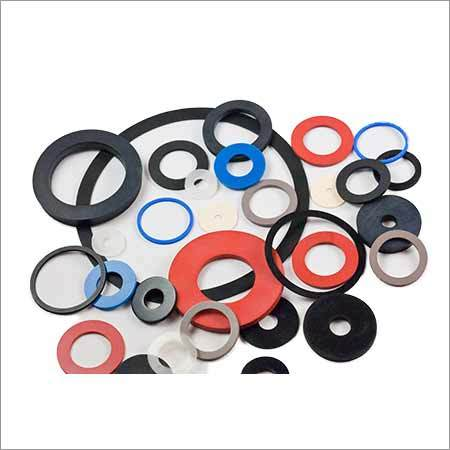 Flat Rubber Washers