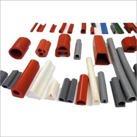 Silicone Extruded