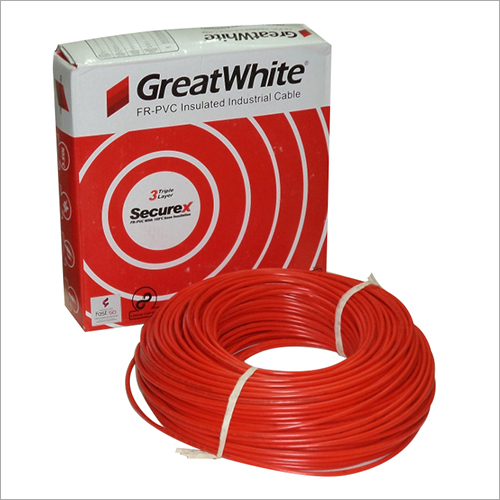 FR PVC Insulated Industrial Cable