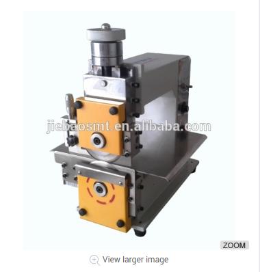 V cut SMT pcb separator/depaneling machine